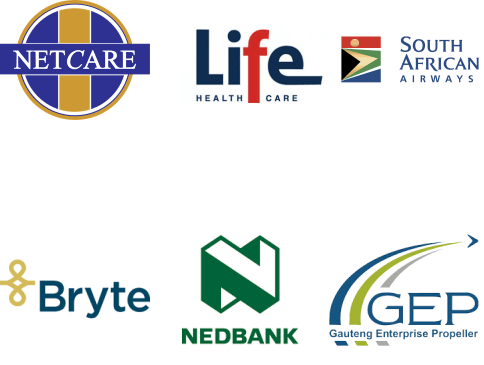 We provide(d) debt collection services to Netcare, Life, SAA, Bryte, Nedbank and GEP